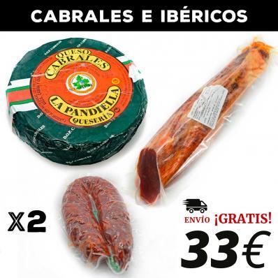 CABRALES E IBÉRICOS