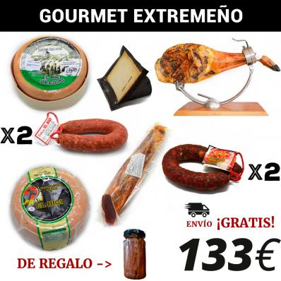 LOTE GOURMET EXTREMEÑO