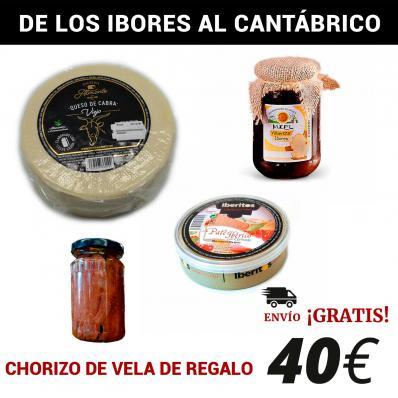 DE LOS IBORES AL CANTÁBRICO