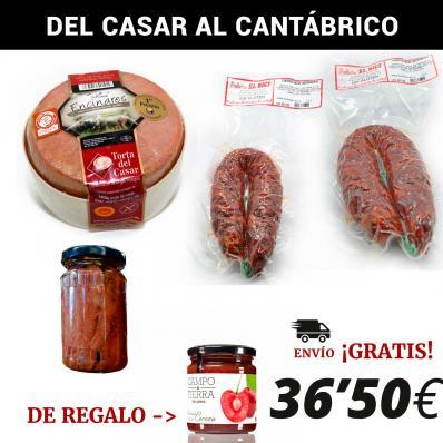 DEL CASAR AL CANTÁBRICO