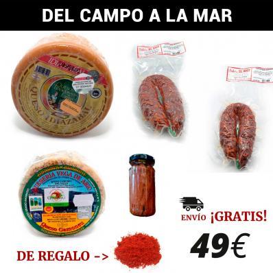 DEL CAMPO A LA MAR