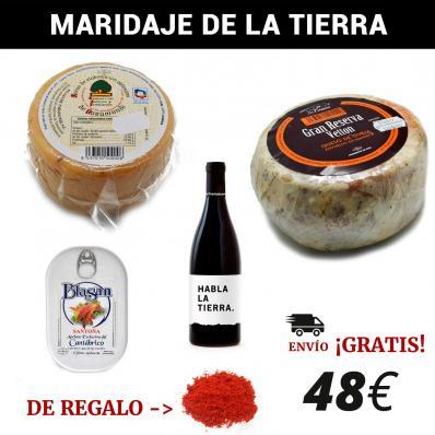 MARIDAJE DE LA TIERRA
