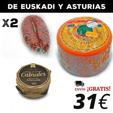 DE EUSKADI Y ASTURIAS