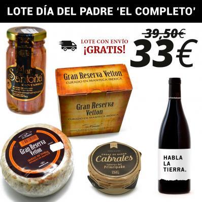 """LOTE DÍA DEL PADRE """"EL COMPLETO"""""""
