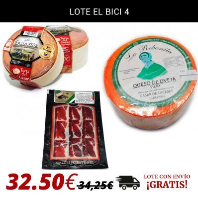 LOTE EL BICI 4