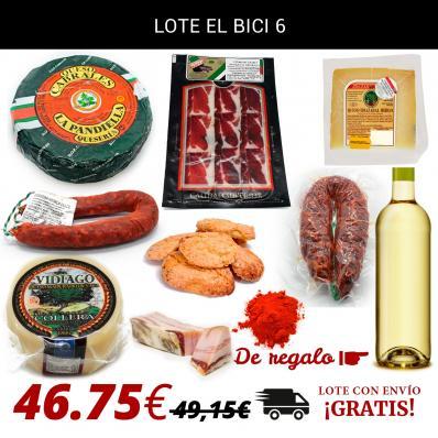 LOTE EL BICI 6