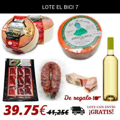 LOTE EL BICI 7