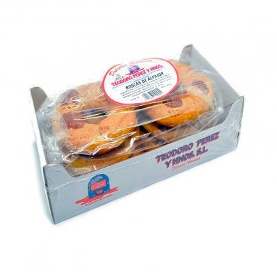 Caja de Roscas de Alfajor (6 unidades)