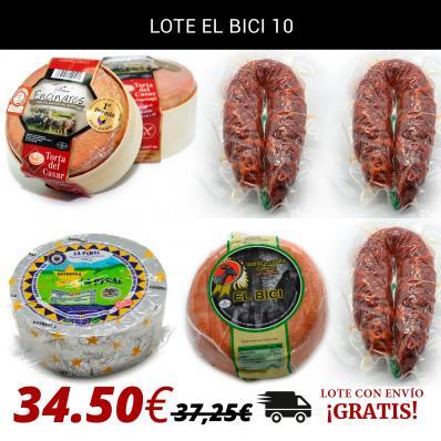 LOTE EL BICI 10