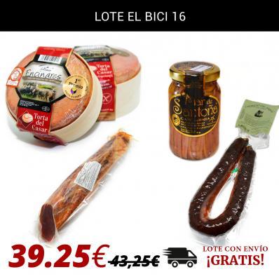 LOTE EL BICI 16