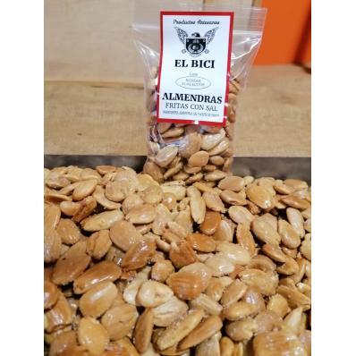 Almendras Fritas con Sal 200 gramos