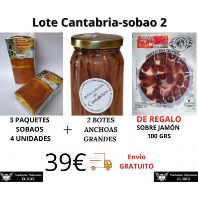 Lote Cantabria-Sobao 2