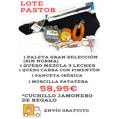 LOTE PASTOR